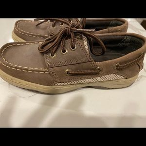 Sperry Billfish shoe youth 13m never worn